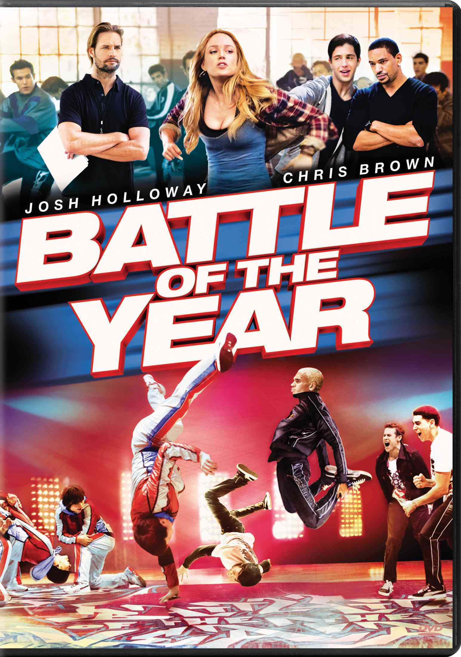 BATTLE OF THE YEAR BY HOLLOWAY,JOSH (DVD)